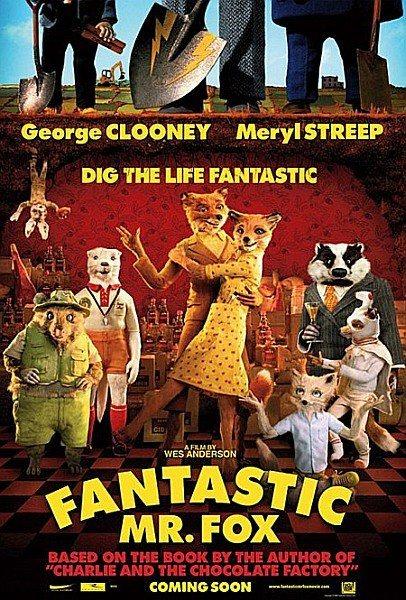 Бесподобный мистер Фокс / Fantastic Mr. Fox (2009) Смотреть онлайн