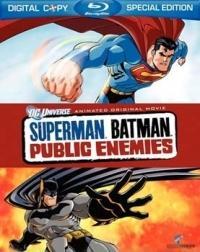 Супермен. Бэтмен: Враги общества / Superman. Batman: Public Enemies смотреть онлайн