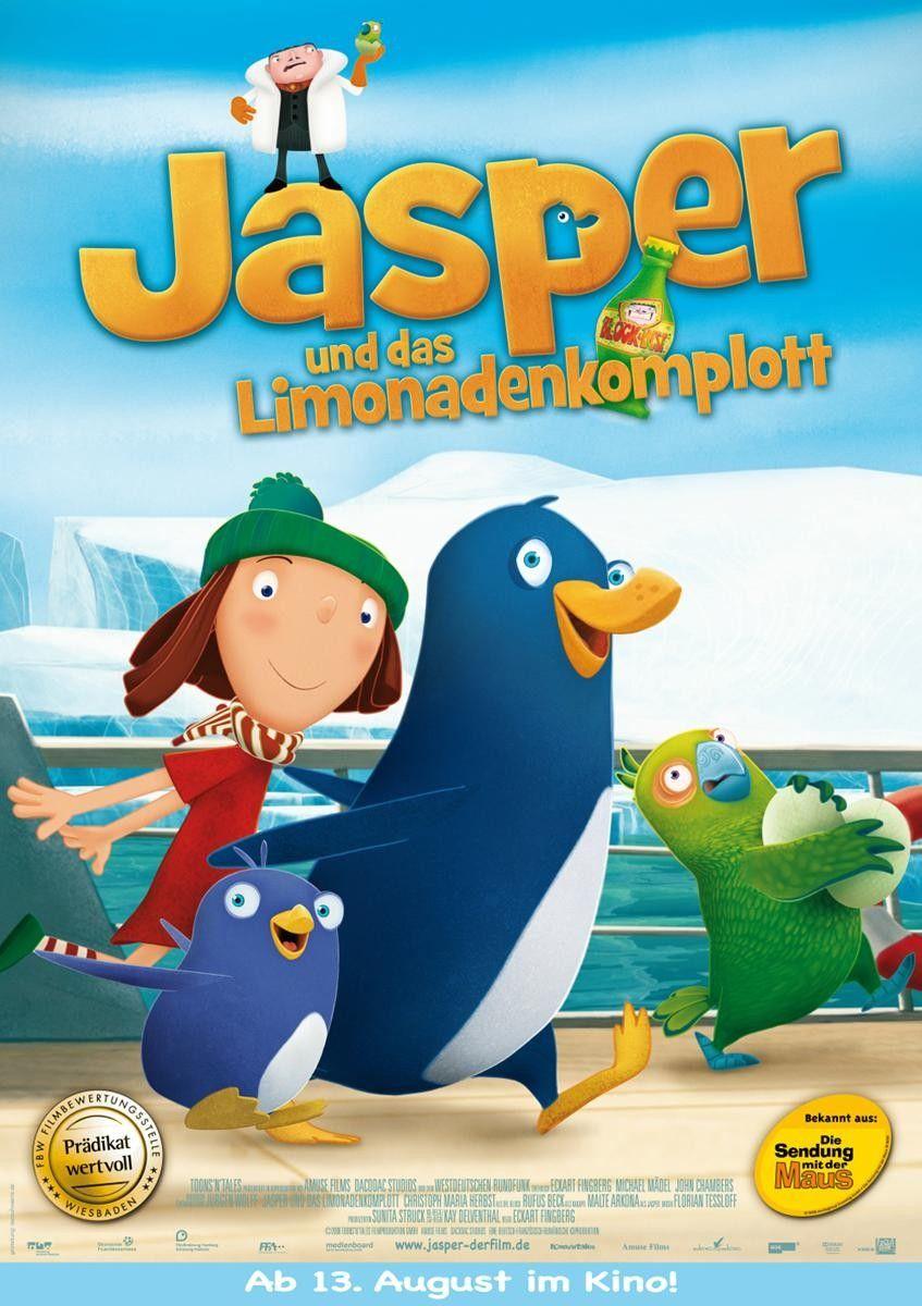 СМОТРЕТЬ ОНЛАЙН Пингвиненок Джаспер: Путешествие на край света 2011