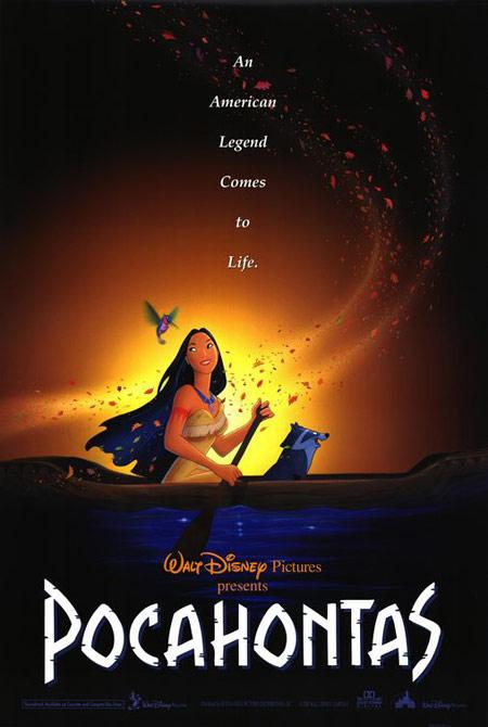 Смотреть онлайн Покахонтас / Pocahontas (1995)